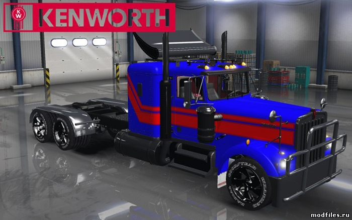 Kenworth W900A / Chris aka Bayonet