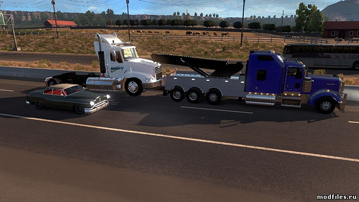 Kenworth W900 / GRM Modding