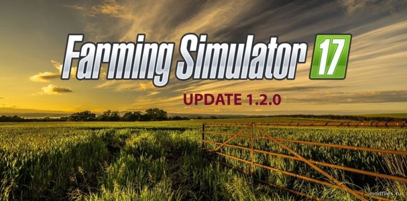 Мод UPDATE | 1.2.0 Giants | Farming Simulator 2017