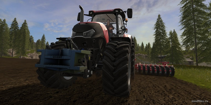 Case IH Optum / Matt26