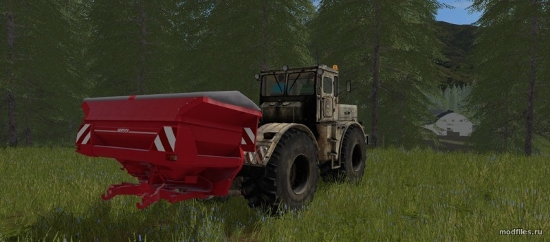 Мод Horsch Panther HT 280 | 1.1 Joker Modding | Farming Simulator 2017