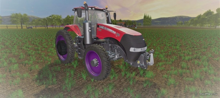 Case IH Magnum CVX US / JokerModding