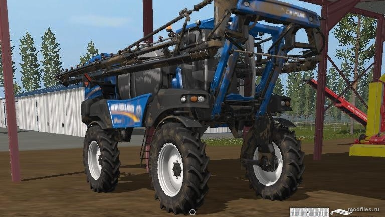 New Holland SP400 / Rmckinney