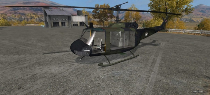 Bell UH-1 D US ARMY / Rambow145