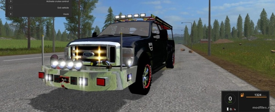 Ford F350 Brush / Richwoodrocket