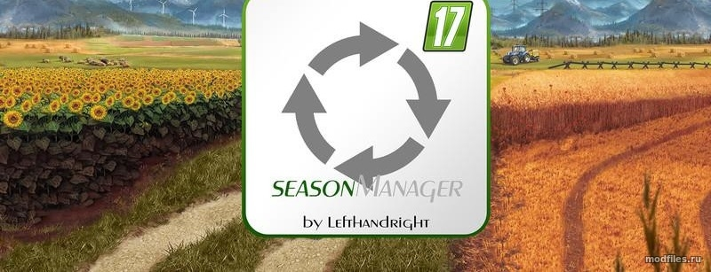 Season Manager / Lefthandright