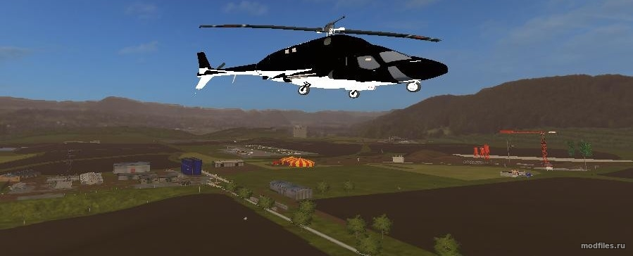 Airwolf Supercopter / TFSGROUP