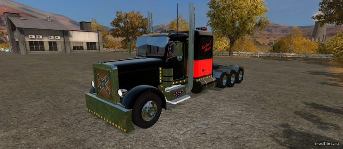 Peterbilt 388 / ARDWINS