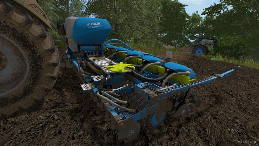 Its Lemken Azurit Hybrid