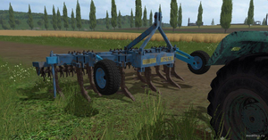 Мод ПЧ 4.5 (1.2 Den Off) Farming Simulator 2017