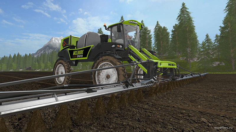 Мод McLoude Special Equipment (1.0 McLoude) Farming Simulator 2017