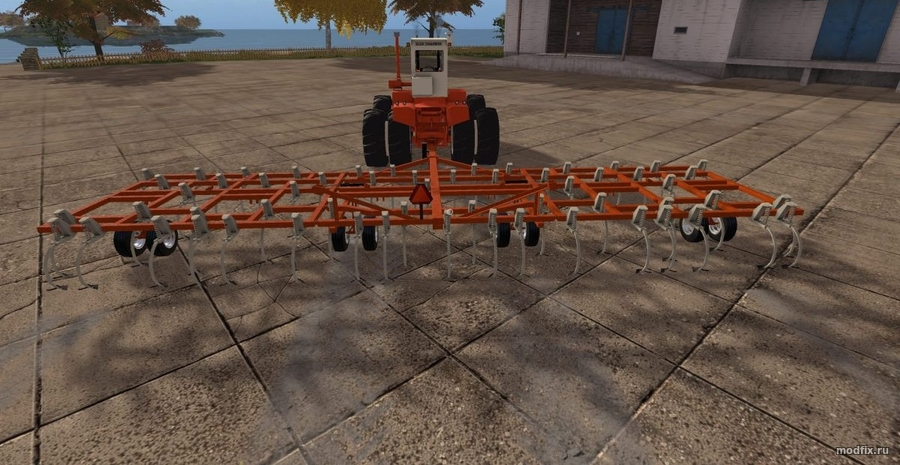 Мод Allis Chalmers (1.0 Oldiron1214) Farming Simulator 2017