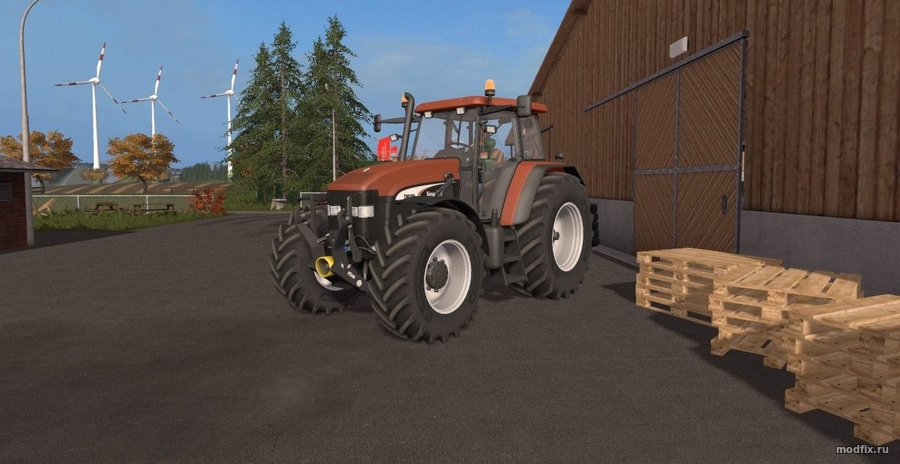 Мод New Holland TM 175/190 (2.0 Zogar) Farming Simulator 2017