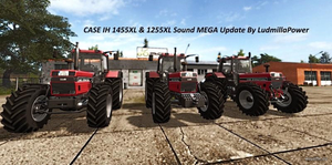 CASE IH 1455XL – 1255XL / LudmillaPower