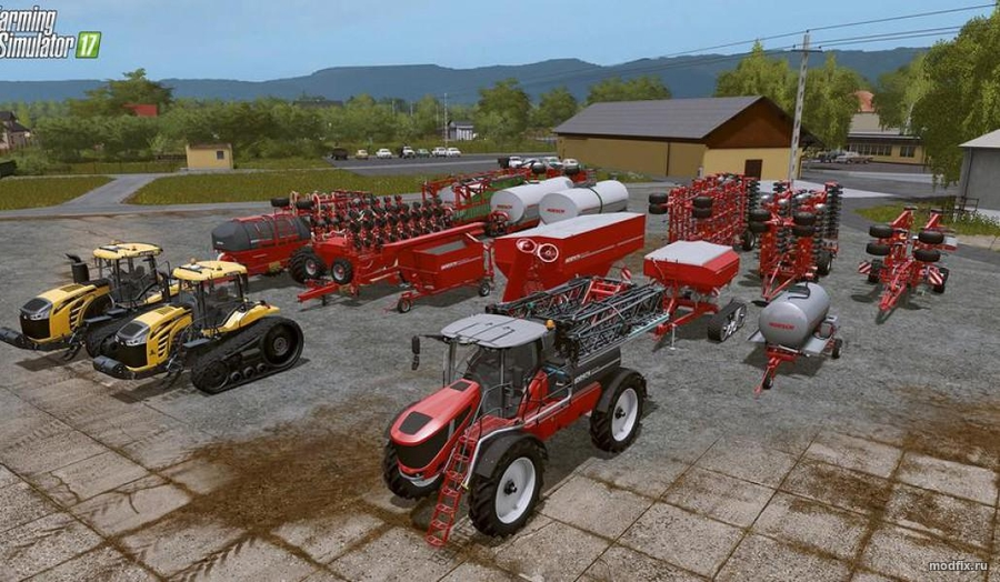 HORSCH AGROVATION пак