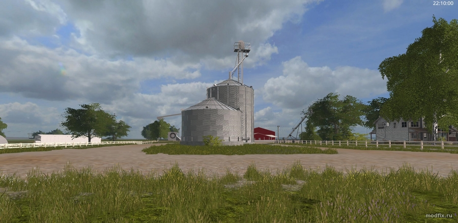 Мод COUNTYLINE SEASONS (2.0 Broncfan03) Farming Simulator 2017