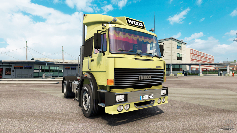 IVECO Fiat 190-38 Turbo Special 1983