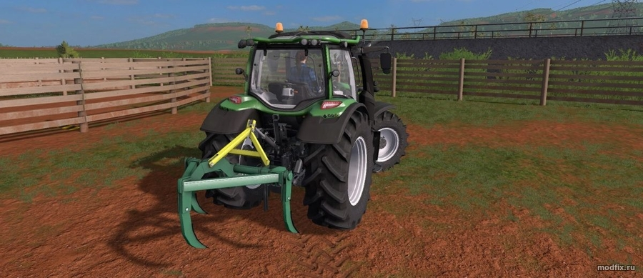 Мод Agromerkur PD 3 (1.0 Surci Modding) Farming Simulator 2017
