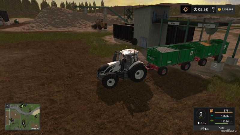Мод HAGENSTEDT EXTREME (2.1 Dondiego) Farming Simulator 2017