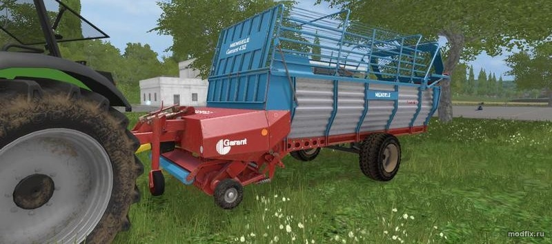 Мод MENGELE GARANT 432 (2.1 GnomAtom) для Farming Simulator 2017