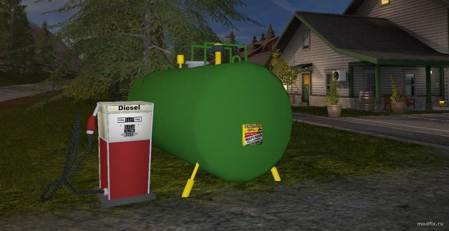 FUEL STATION / JohnDeere1952