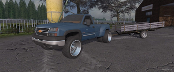 CHEVY DURAMAX 2014 / Different Breed Modding