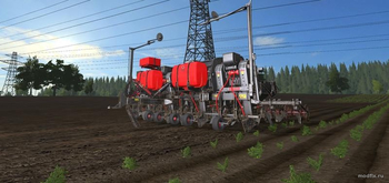 GRIMME 860 POTATO PLANTER