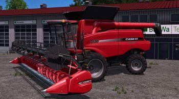 Case IH Axial-Flow X130 series