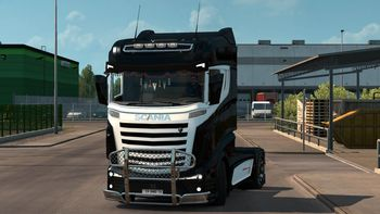 Scania Concept AMD